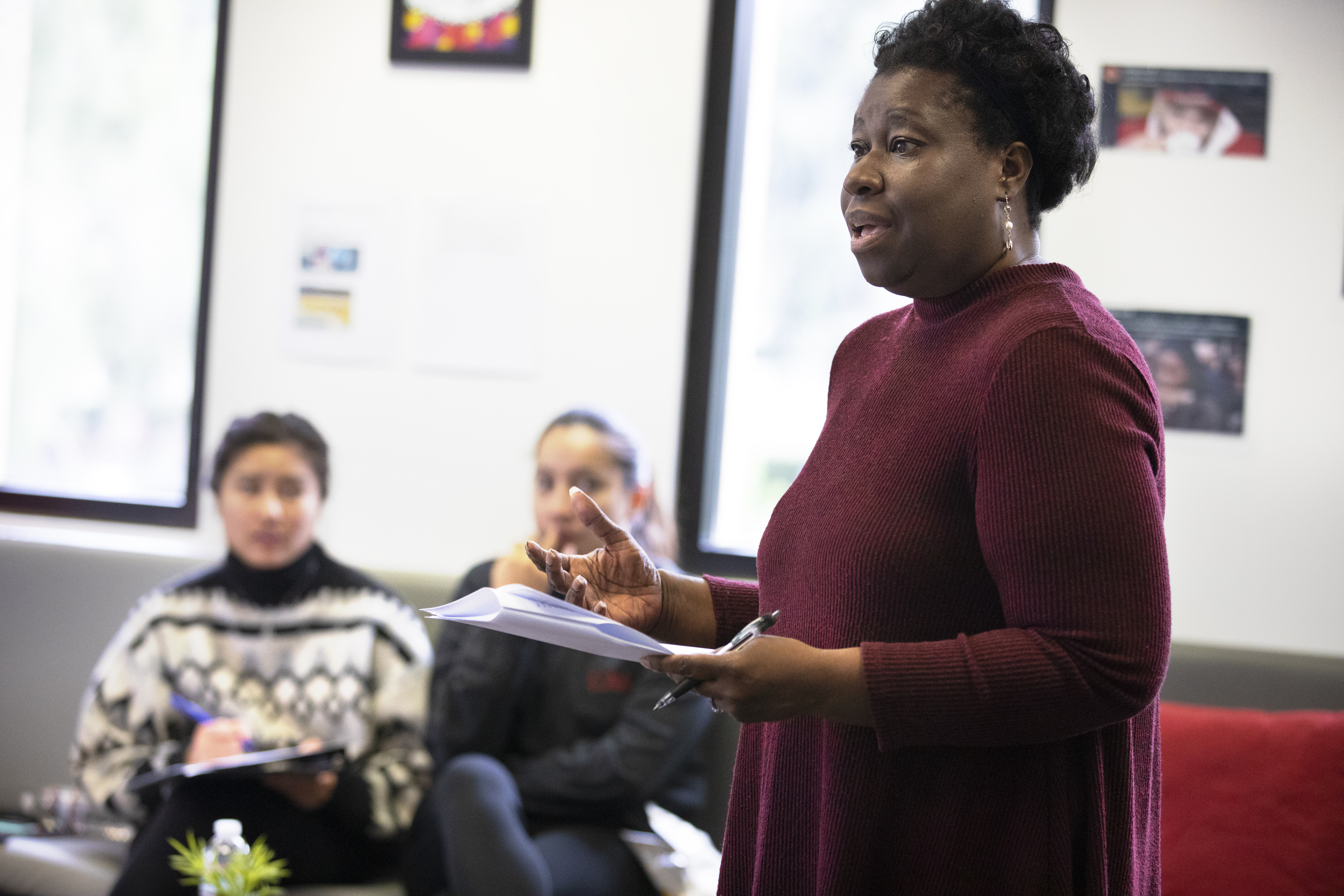 Nyree Gray offers personal and societal solutions to confronting racism