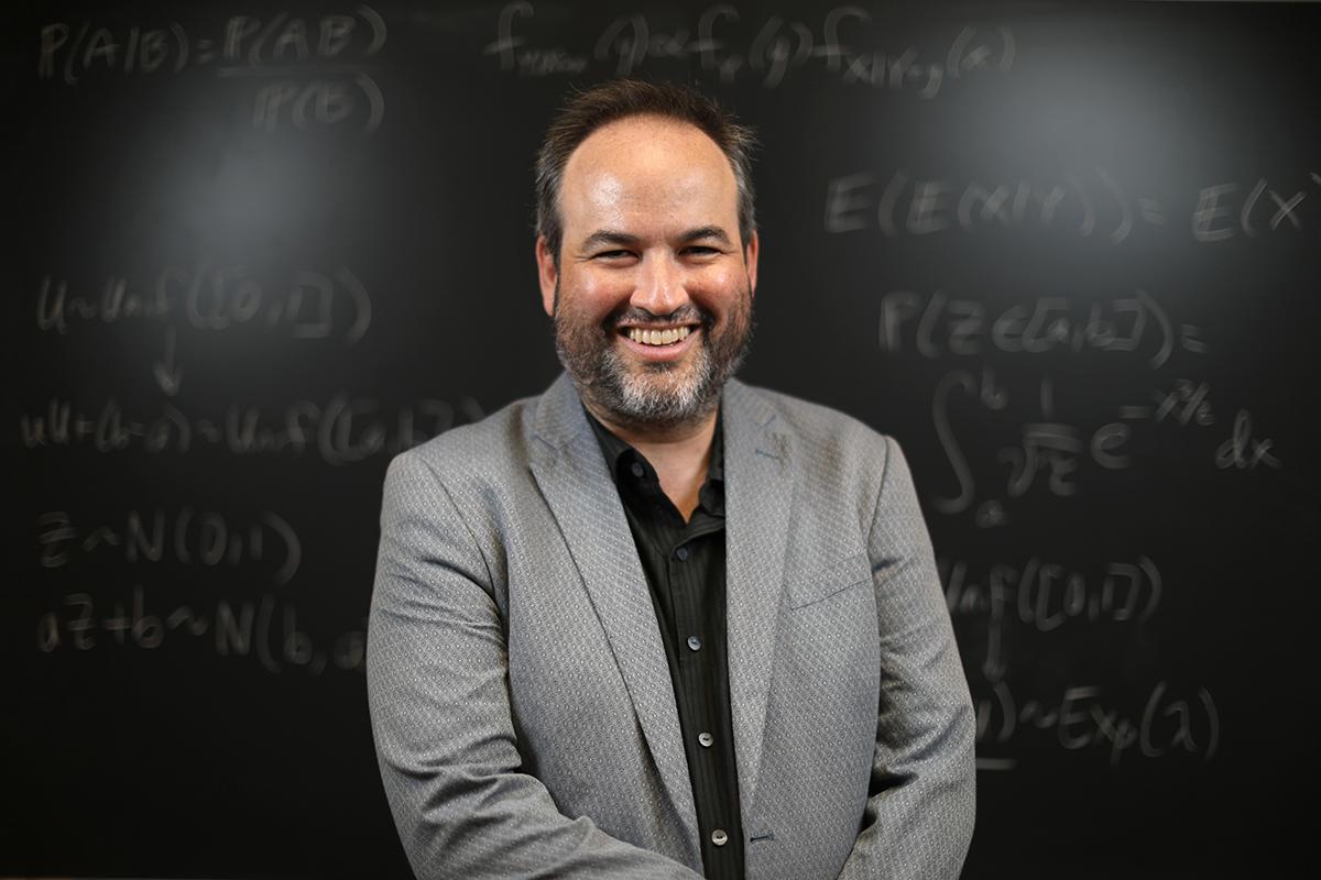 Mark Huber: Recreating classroom spaces virtually