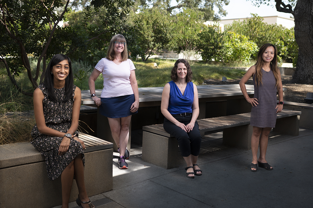 Highly competitive grants awarded to four psychology professors