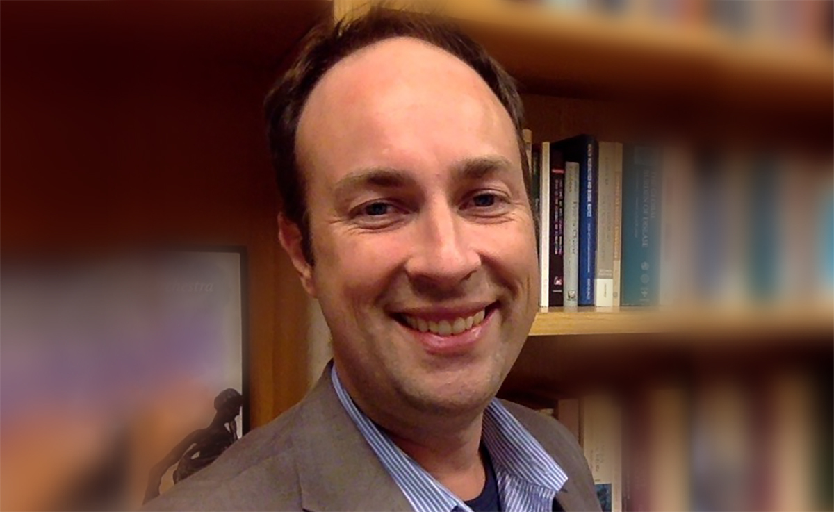 CMC Philosophy Professor Andrew Schroeder