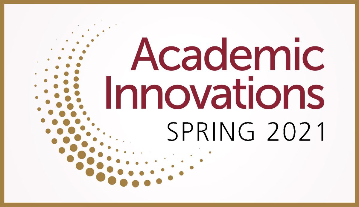 Academic Innovations Spring 2021 - logo