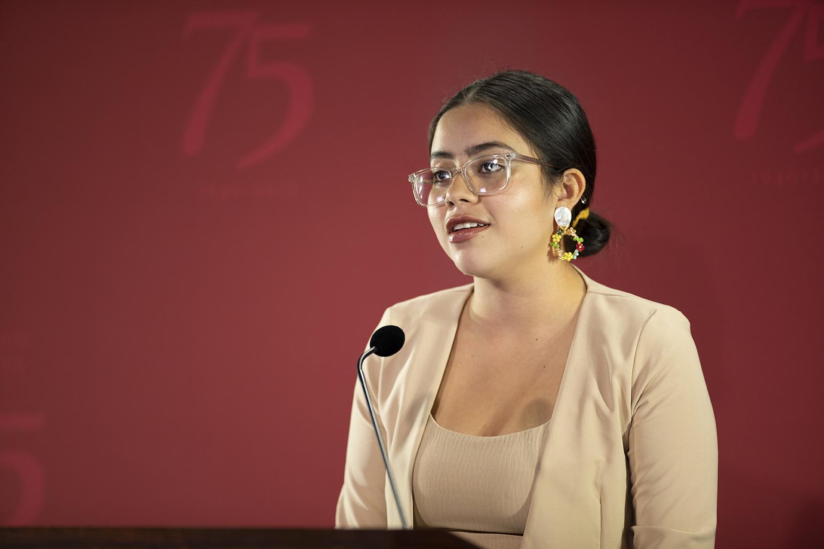 ASCMC President Katherine Almendarez '22 shares her final reflections