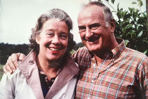 John and Mary Pritzlaff