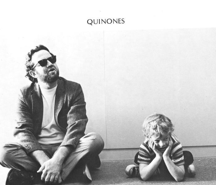 Ready for the Canon: Ricardo Quinones in 1970