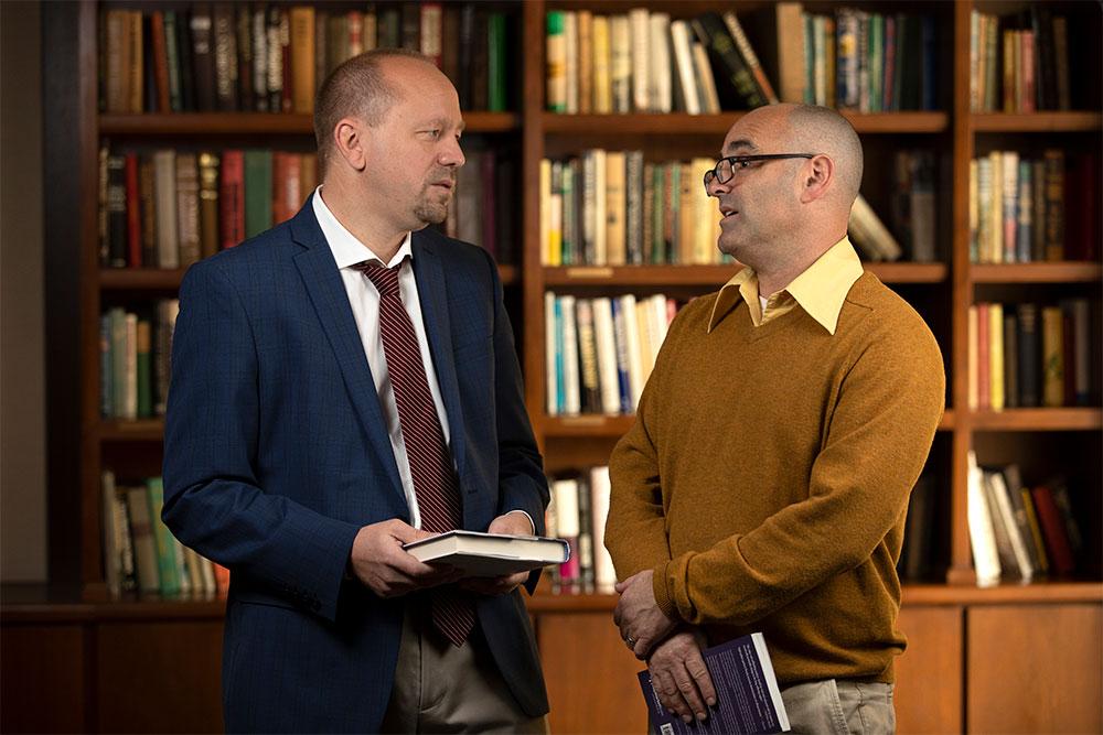 Phil Zuckerman and Jon Shields