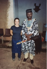 Cameroon, Student and Chief