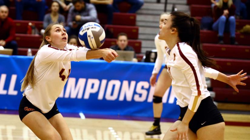 Season ends for CMS women's volleyball with tough five-set loss | Claremont  McKenna College
