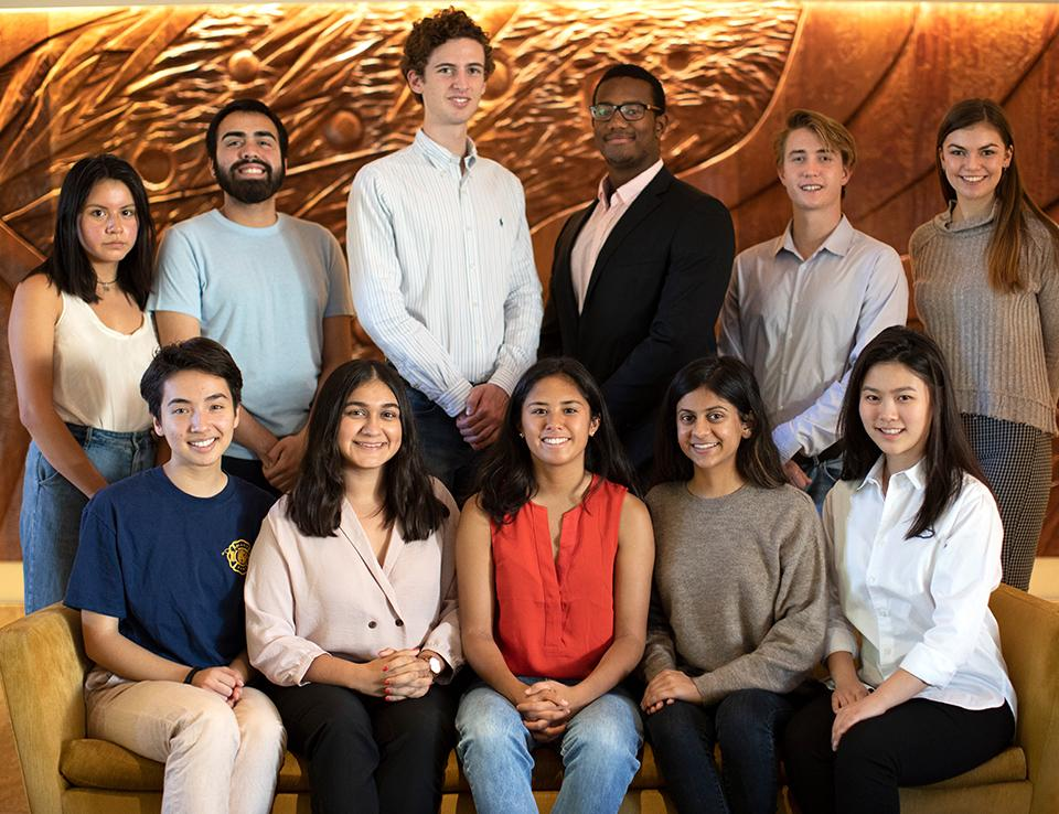 Appel Fellows, 2018-19