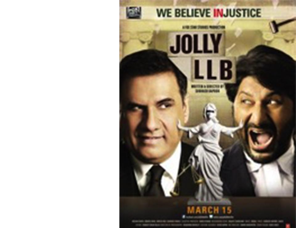 "Movie poster of ""Jolly"""