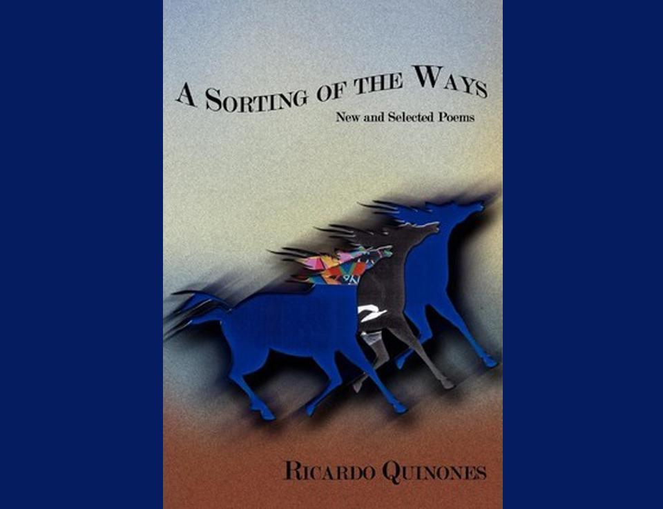 "Book cover of ""A Sorting of the Ways"""