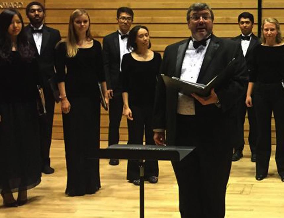 Claremont Chamber Choir
