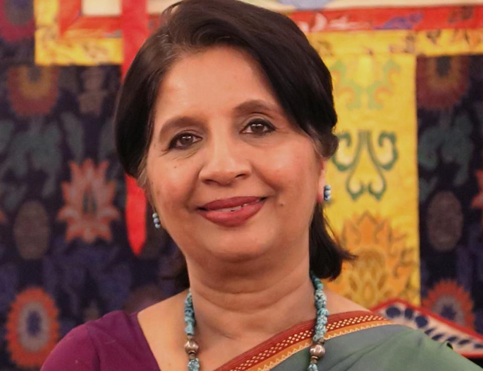 Ambassador Nirupama Rao