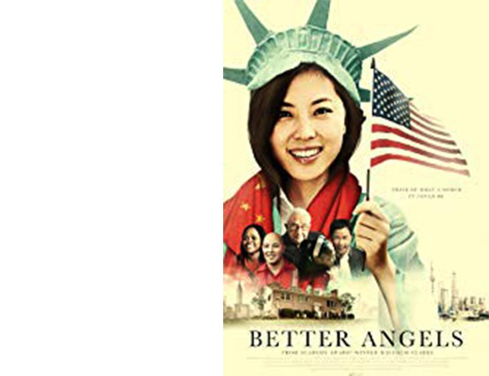 Publicity poster of BetterAngels