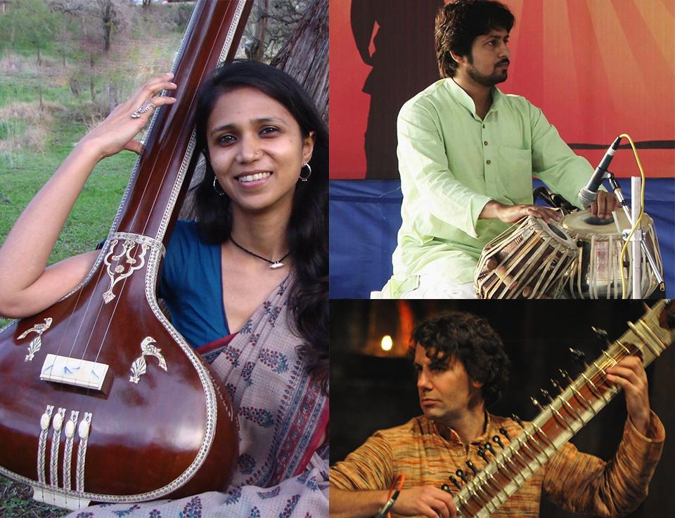 Saraswati Nandini Majumdar, Nawal Kishore Singh, and Paul Livingstone