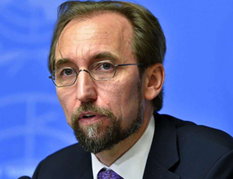 Prince Zeid Ra'ad Al Hussein