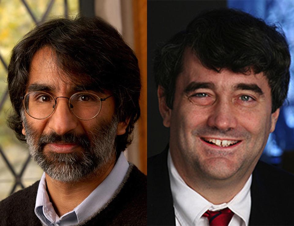 Akhil Amar and Steven Calabresi