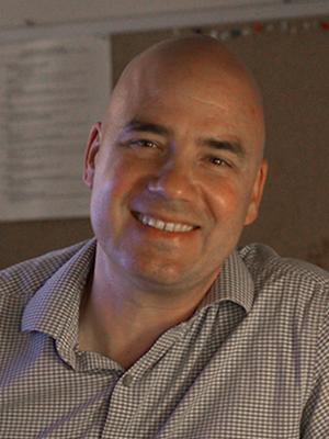 Professor Ben Gillen