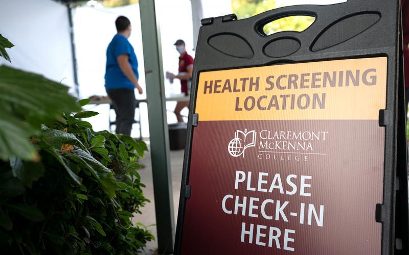 Health Screening Location CMC campus