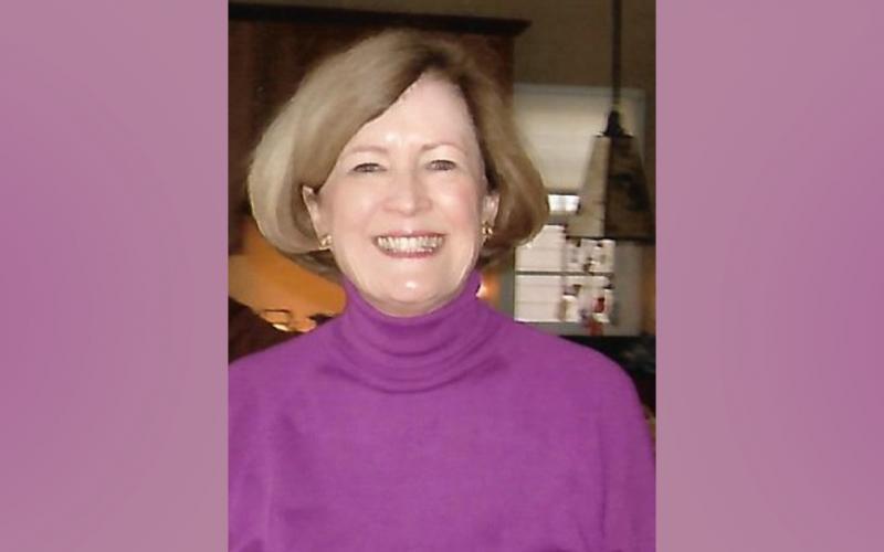 Former Professor Carol Carney
