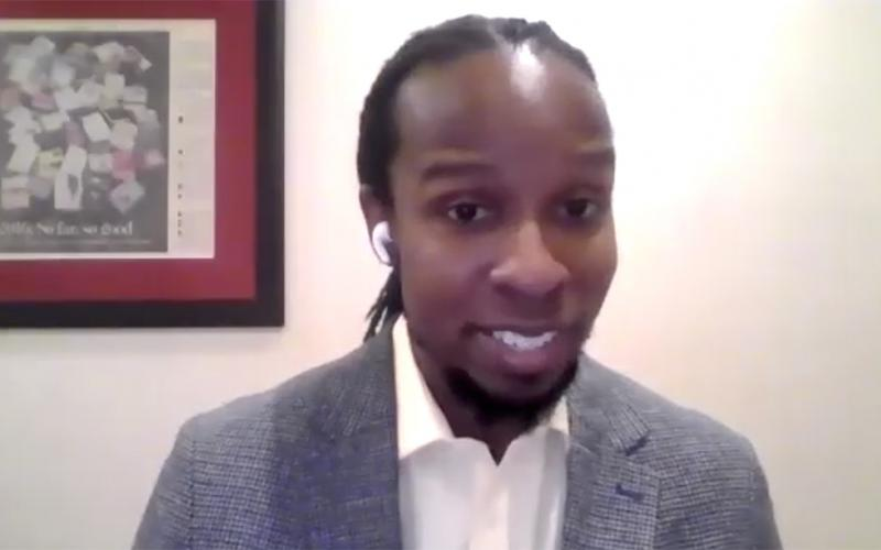 Ibram X. Kendi discusses how to be an anti-racist