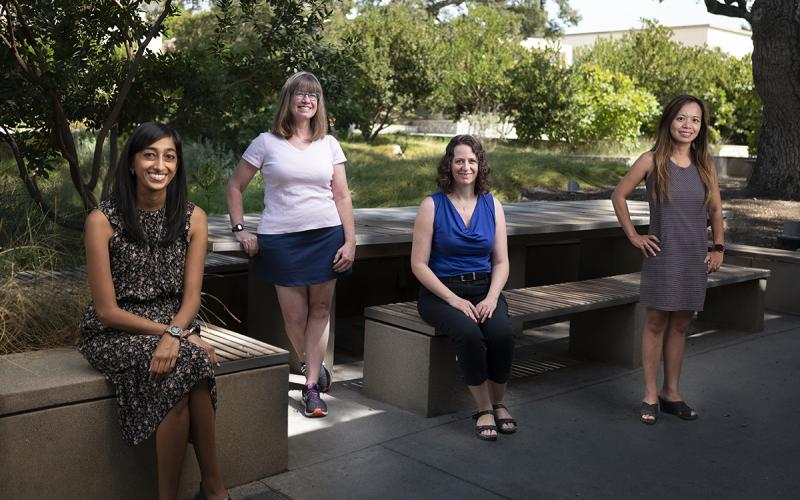 Profs. Sharda Umanath, Catherine L. Reed, Alison Harris, and Stacey N. Doan have been awarded highly competitive grants.