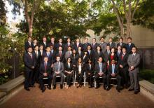 Robert Day Scholars portrait