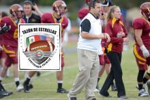 Coach Kyle Seeney