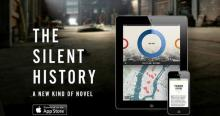The Silent History feature