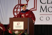 Hiram Chodosh at Commencement 2014
