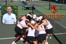 David Schwarz and women's tennis