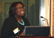 Nyree Gray, Claremont McKenna College Title IX coordinator and cheiief civil rights officer.