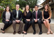 CMC 2016 scholarship and fellowship winners