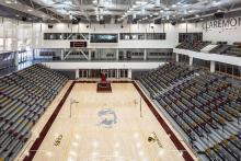 Roberts Pavilion arena