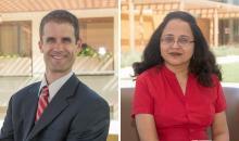 Cameron Shelton and Aseema Sinha