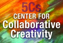 Graphic of 5Cs Center for Collaborative Creativity