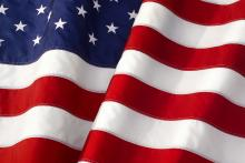 Photo of the United States American Flag