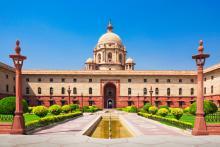 Secretariat Building, New Delhi, India