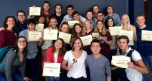 CMC Model UN team