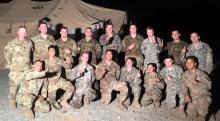 CMC ROTC at the Ranger Challenge
