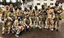 CMC ROTC cadets