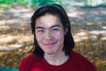 Headshot of CMC Student Kiubon Kokko '21 on campus