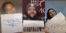 CMC students win QuestBridge Spirit Day Award