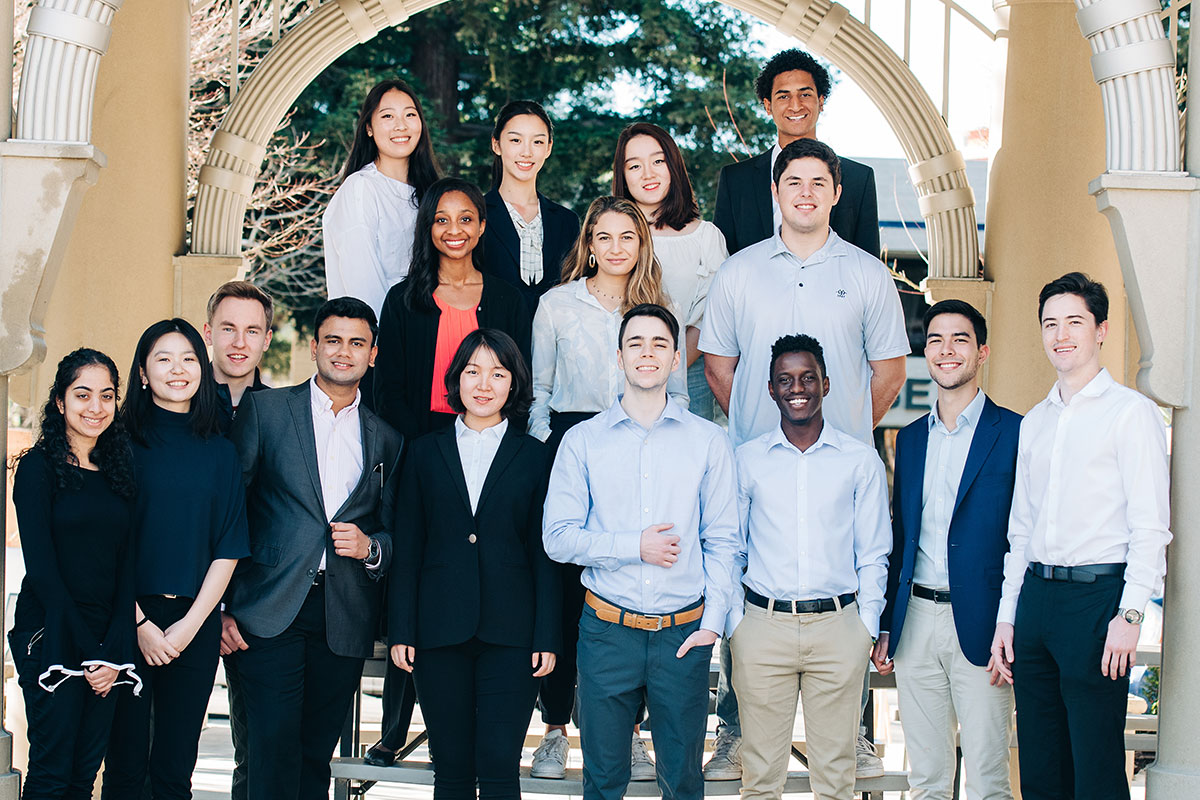 SVP Spring 2019 interns