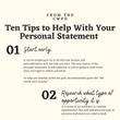 Personal Statement 1-5 (PDF)