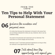 Tips 6-10 (PDF)
